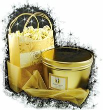 Popcorn Chef Edible Gifts for Executive Gift Giving