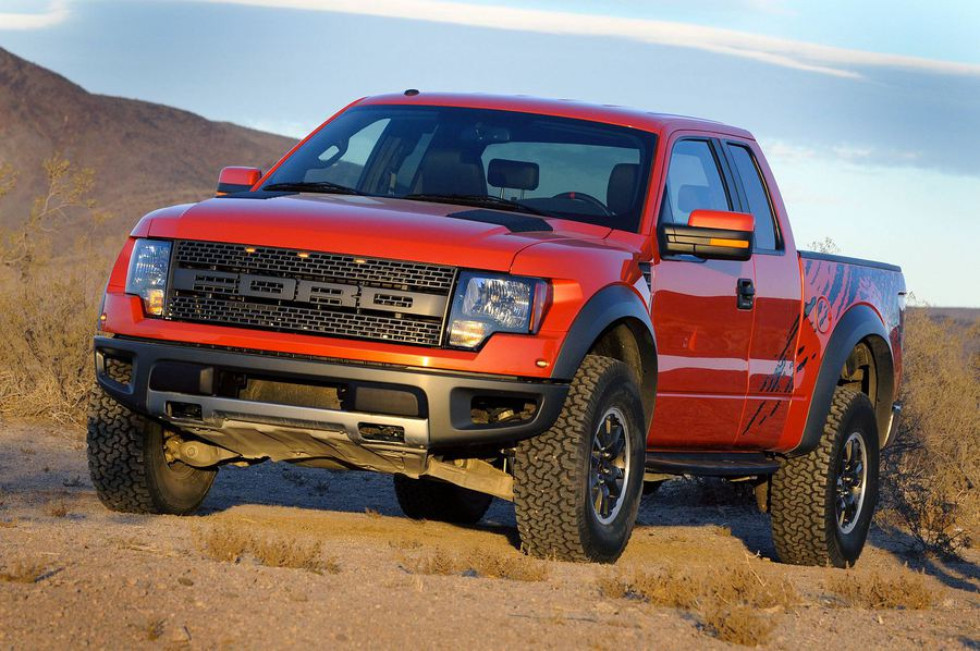 When I first saw the 2010 Ford F-150 SVT Raptor, the first thing I wanted to