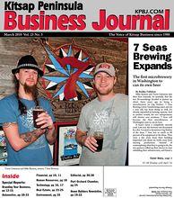 Kitsap Peninsula Business Journal 2303: 7 Seas Brewing Expands
