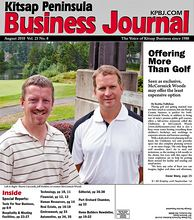 Left to Right: Shawn Cucciardi, Jeff Mehlert, co-owners McCormick Woods