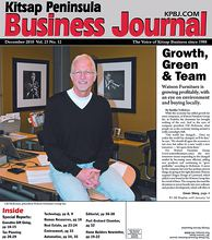 Cover Story: Clif McKenzie, president Watson Furniture Group Inc.