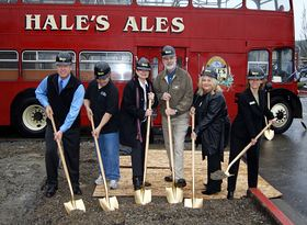 Robert Stevens, Operations Manager, Kitsap Mall Roy Simmons Jr., Western Construction Services, Inc Kathleen Hale, Hale's Alehouse Mike Hale, Hale's Alehouse Rene Morris, Senior Property Manager, Kitsap Mall Yvonne Tomascak, Marketing Manager, Kitsap Mall
