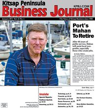 Cover Story: Bill Mahan, Port of Bremerton Commissioner