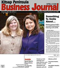 Cover Story 2402: L-R: Dr. Miranda Dageenakis and Dr. Marta Costa