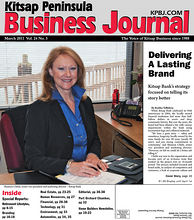 Cover Story 2403 - Shannon Childs, senior vice president and marketing director – Kitsap Bank