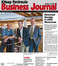 Cover Story 2407: From left to right, Founding partner, Steve Rice; Mike Miller; Dave Fergus.