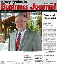 Cover Story 2408: Russell Steele, CEO Port Madison Enterprises