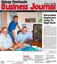 Cover Story: MAP Ltd Principals Mark Eisses, John Kieffer and Pat Fuhrer