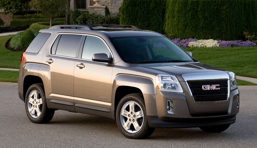 Is the gmc terrain a good vehicle