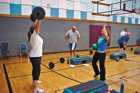 Boot camps keep fitness fun