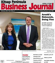 Cover Story: L-R: Owners Kathy Christensen and Steve Ford