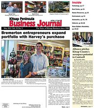 Cover Story: Bremerton entrepreneurs expand portfolio with Harvey's purchase