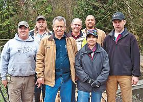The Team — Contractor, Owner and the Kitsap Conservation District