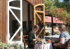 The Food Shed in Kingston has been a popular stop this summer for the weekly Friday Café.