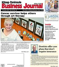Cover Story: Artist Jane Seitz, who was given 18 months to live five years ago when she was diagnosed with pancreatic cancer, has made it her passion to show others how to find distractions from the disease.