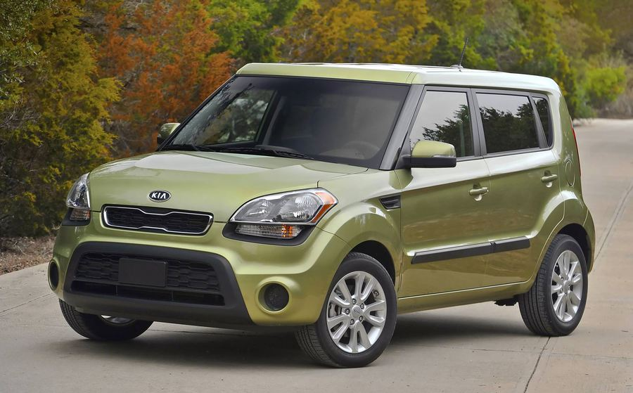 2013 Kia Soul offers great mix of features and value