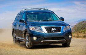 2013 Nissan Pathfinder