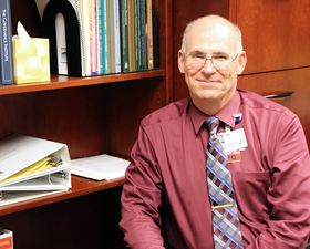 Dr. Michael Anderson is the new chief medical officer at Harrison Medical Center.