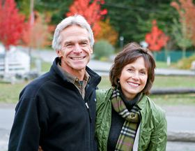 Tad and Sally Fairbank of Fairbank Contruction