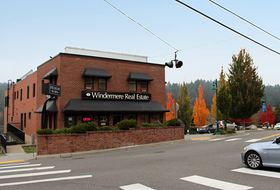 At 24 feet, the Windermere Real Estate building, which once housed the iconic Gig Harbor Inn, is the tallest building in the waterfront zone included in the proposed amendment.