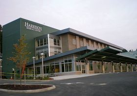 There will be a community open house Sept. 13 at the The Orthopaedic Center at Harrison in Silverdale, which is scheduled to open the following week.