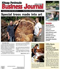Cover Story: Special trees made into art