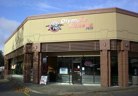 Olympic Fitness Pro in the Mile Hill Plaza shopping center in Port Orchard will close at the end of November, and merge with the original Olympic Fitness club at 4459 SE Mile Hill Drive