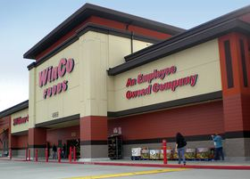 The WinCo Foods store that opened in Bremerton in April 2012 was the company's first store in the Kitsap and Olympic peninsula region.