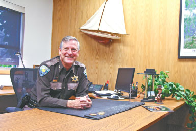 Kitsap County Sheriff Steve Boyer has served four terms in office and been in law enforcement 43 years, but he has decided not to run for re-election again.