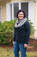 Jenn Fredericksen owns two coffee shops and is a principal in Peninsula Electric